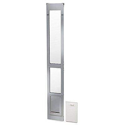 Ideal Pet Products 80-Inch Modular Patio Door, Small Mill