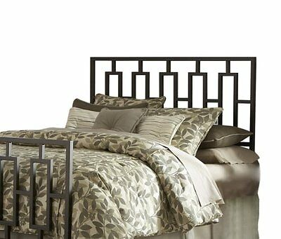 Fashion Bed Group Miami Coffee Headboard, Queen