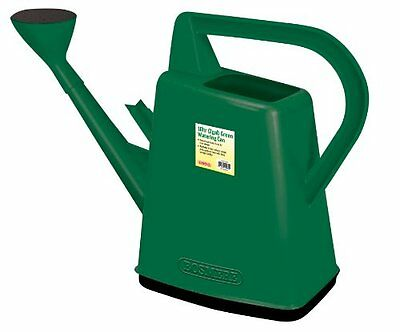 Bosmere N569 Plastic Outdoor Watering Can, 2.6-Gallon, Green