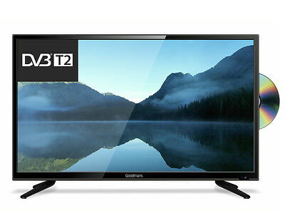 """Goodmans 40"""" LED TV DVD WITH FREEVIEW HD 1080P FULL HD 3 x HDMI USB BRAND NEW"""