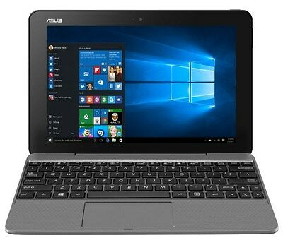 "ASUS Transformer Book T101HA Intel Atom x5 10.1"" IPS Microsoft Windows 10 Pro"
