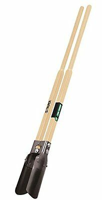Truper 33521 Tru Tough Atlas Pattern Post Hole Digger, Wood Handles, 48-Inc