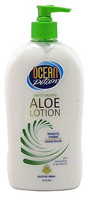 Ocean Potion Aloe Lotion 20.5 oz. Pump (Case of 6)
