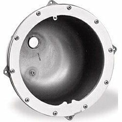 Pentair 78232500 1-Inch Rear Hub Replacement Large Stainless Steel Niches