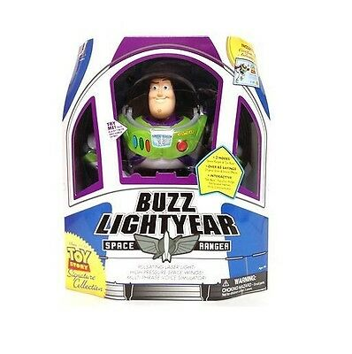 Toy Story Signature Collection Buzz Lightyear Action Figure, Pixar, Talking