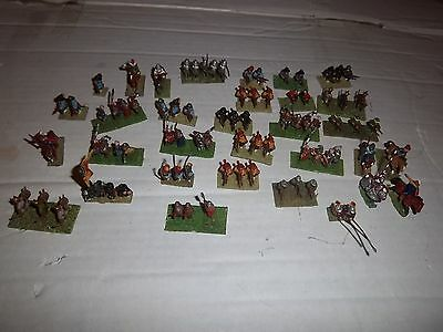 wargames, roleplay, 15mm metal roundheads etc, lot6