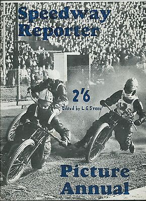Speedway, Speedway Reporter Picture Annual 1948, Edited By L.g. Steed