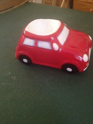 Red Mini Egg Cup