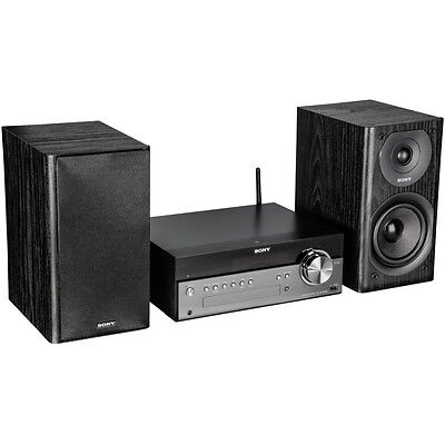 Sony CMT-SBT300WB All-in-One audio System Bluetooth, NFC, DLNA, AirPlay, Wi-Fi