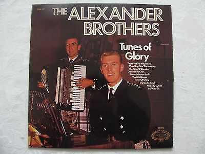 The Alexander Brothers - Tunes Of Glory Lp