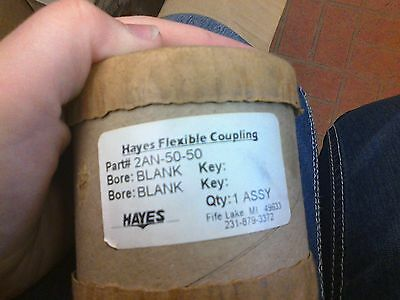 Hayes Flexible coupling 2AN-50-50