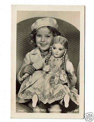 Shirley Temple Actress Vintage Ross Photograph card 2.5 x 1.5 inches  #11