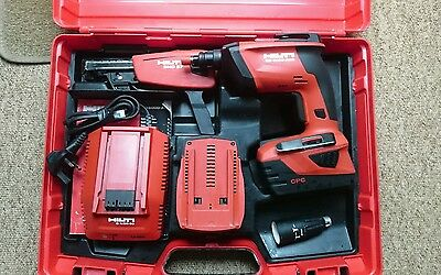 Hilti SD 5000-A22, smd57 2015 Cordless Drywall Screwdriver