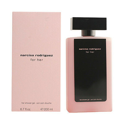 Narciso Rodriguez - NARCISO RODRIGUEZ FOR HER gel de ducha 200 ml