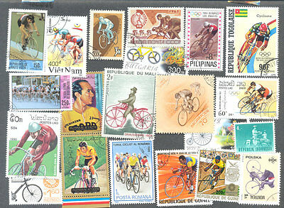 Cycling-Bicycles-100 all different collection