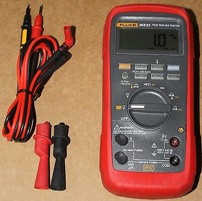 Fluke 28 II Ex Intrinsically Multimeter -Good Condition!!!
