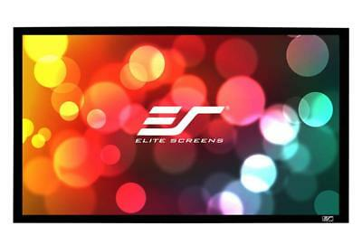 NEW Elite Screen ER115WH1W-A1080P3 Sable 235 AcousticPro1080P3 Projector Screen