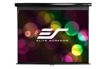"NEW Elite Screen M120XWH2 Manual Series 120""(16:9) MaxWhite Projector Screen"