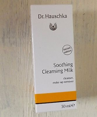 Dr. Hauschka Soothing Cleansing Milk 30 ml exp. 06/2018