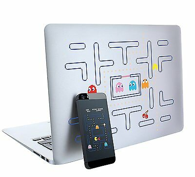 Pac-Man Gadget Decals - Pac Man Decal for Laptops, Smart Phones & Tablets