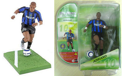 ADRIANO Action Figures 3D Stars Football. (h 15cm) Inter FC. NUOVO NEW