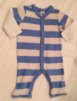 Old Navy Boys 3-6 Months Thermal  Romper