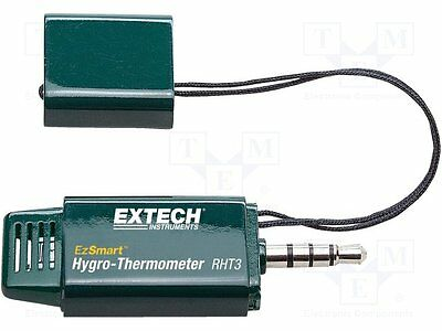 1 pc Thermo-hygrometer; Out: Jack 3,5mm
