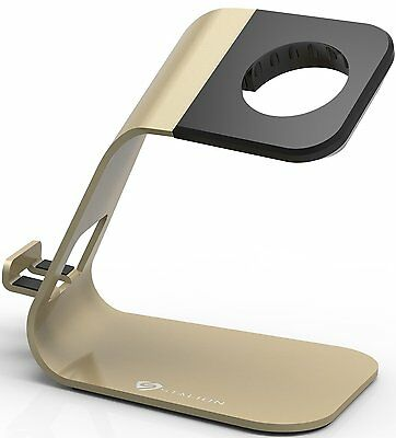 Apple Watch Stand Desktop Charging Dock Station Aluminum Body Cradle Holder