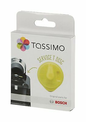 Service T-Disc for Tassimo T12 T20, T32, T40, T65, T85, for Bosch  621101