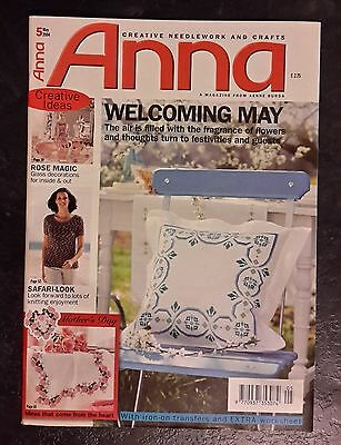 ANNA Magazine - Issue Number 5, May 2004