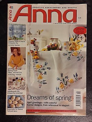 ANNA Magazine - Issue Number 4, April 2004