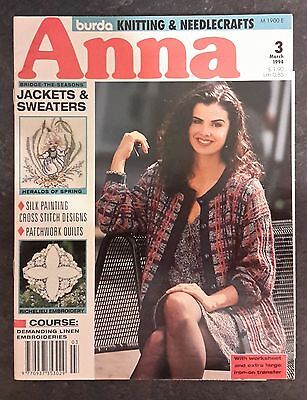 ANNA Magazine - Issue Number 3, March 1994  -  REDUCED