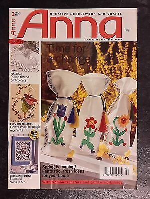 ANNA Magazine - Issue Number 2, February 2004  -  REDUCED
