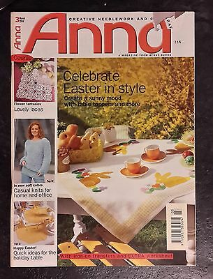 ANNA Magazine - Issue Number 3, March 2004