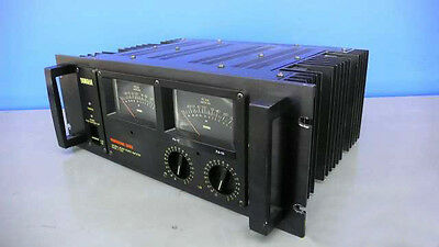 YAMAHA P-2200 Vintage Professional Power Amplifier Natural Sound Made in Japan