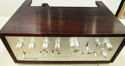 1975 PIONEER Exclusive C3 Vintage Stereo Control Amp Pre-amplifier Made in Japan