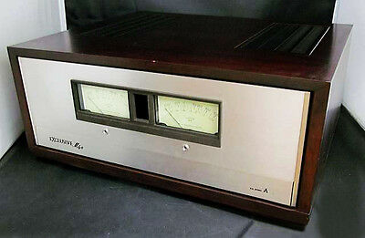 1981 Pioneer Exclusive M4a Vintage Stereo Power Amplifier MIJ Legendary AMP