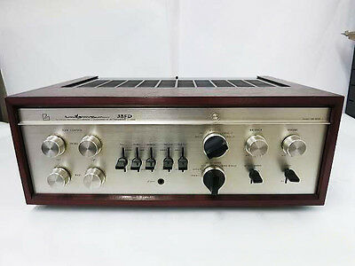 1974 LUXMAN SQ38FD MIJ Vintage Tube Integrated Amplifier Made in Japan