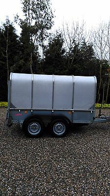 Ifor Williams GD105 with Canopy General Duty Trailer 2700kg