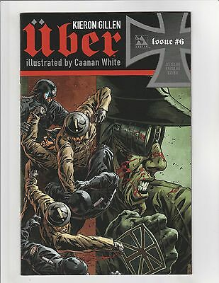 Uber (2013) #6 NM- 9.2 Avatar Comics Nazis, WWII