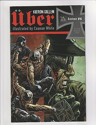 Uber (2013) #6 VF/NM 9.0 Avatar Comics Nazis, WWII