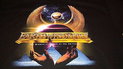 Brand New  Earth ,Wind and Fire Tour T shirt Size XL