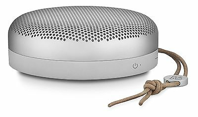 Bang & Olufsen Beoplay A1 Compact Portable Wireless Bluetooth Speaker Natural