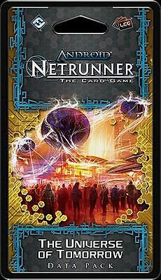 Android Netrunner LCG Card Game The Universe Tomorrow Data Pack ADN28 FAST E64