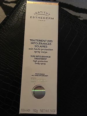 Institut Esthederm Soin Haute Protection Spray Corps Eau Cellulaire 150ml Neuf