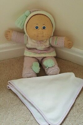Vintage Cabbage Patch Kid Babies Doll
