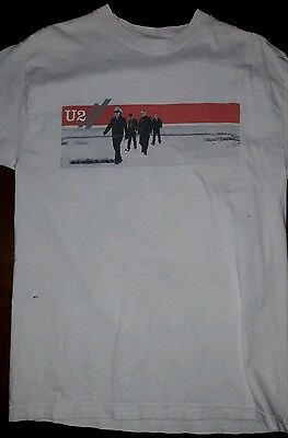 U2 T-Shirt / Vertigo 2005 Tour / Official Merchandise / Rare / Collectable