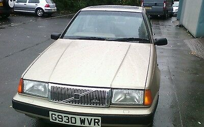 volvo 460 glei  auto relisted due to a timewaster