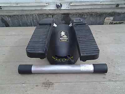 Sportplus lateral stepper with resistance bands