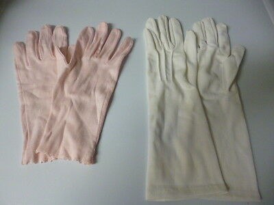 vintage gloves mixed lot